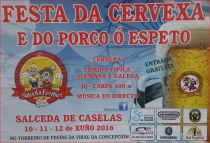 Fiesta de la Cerveza y del Cerdo al Espeto