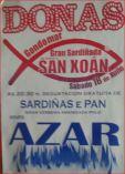 Gran Sardinada de San Juan