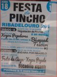 Cartel de la Fiesta del Pincho