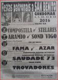 Fiestas Patronales de San Benito