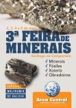 3 feria de minerales Santiago de Compostela.
