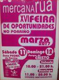 Feria oportunidades de porriño