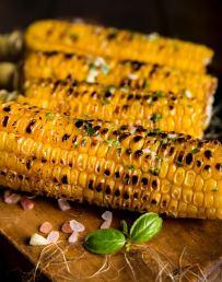 Foto de maíz.