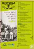 Cartel de noutrora en Cambre