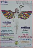 Festivala Mujeres creando en Vilagarcia de Arousa