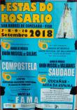 Cartel fiestas en Vigo.