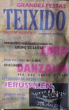 cartel fiestas de Teixido en O Bolo.