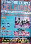 Fiestas en Celeiros.