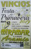 Fiesta de la Primavera en Gondomar.