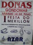 Fiesta del Mejillón en Donas, Gondomar
