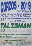 Fiestas de la Octava del Corpus en A Veiga.