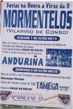 Fiestas de la Virgend e la O en Vilariño de Conso.