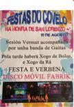 Fiestas de San Lorenzo en Covelo, Viana do Bolo.