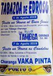 Fiestas en tabazoa de Hedroso, Viana do Bolo.