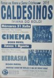 Fiestas en Caldesiños, Viana do Bolo.