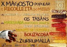 Magosto Popular y Recogida del Maíz
