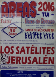 Cartel de las Fiesta de Areas