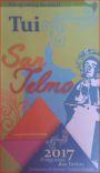 Cartel de las Fiestas de San Telmo