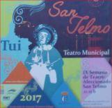 Cartel de la Semana Teatro Aficionado