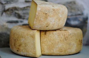 Foto de queso.