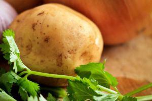 Foto de patata.
