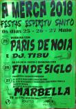 Fiesta Espiritu Santo A Merca