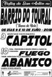 Fiestas de San Antonio en el Barrio de O Toural.