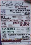 Cartel fiestas de Lalin