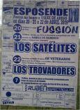 Fiesta de la Virgen de las Arenas en Cenlle.