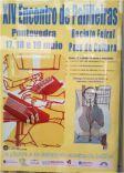 Encuentro de palilleiras en Pontevedra.