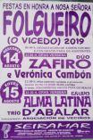 Fiestas en Folgueiro, O Vicedo.
