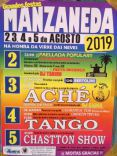 Grandes Fiestas en Manzaneda.
