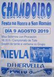 Fiestas de Chandoiro en O Bolo.