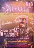 Fiestas en Santa Cruz y fiesta del almendrado. O Bolo.