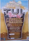Fiesta de la cerveza artesana y food truck en Tui