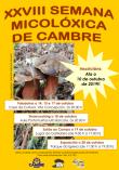 Semana Micológica de Cambre.