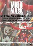 Mascarada Ibérica en Viana do Bolo.
