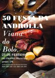 Fiesta de la Androlla en Viana do Bolo