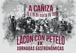A Cañiza Fiesta del Lacón con Petelo