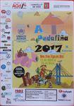 Cartel A Pedaliña 2017 Vigo