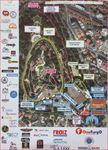 Mapa A Pedaliña 2017 de Vigo