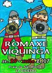 Cartel Romaxe Vikinga