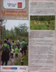 Cartel Caminata Vigo.