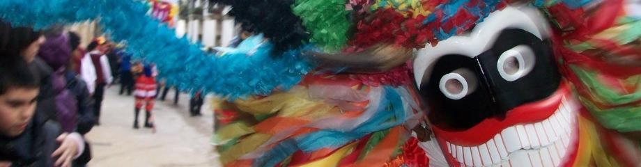 boteiro de carnaval
